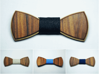 ROSEWOOD FULL BOW TIES